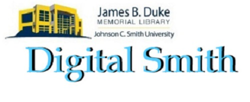 Digital Smith – James B  Duke Memorial Library